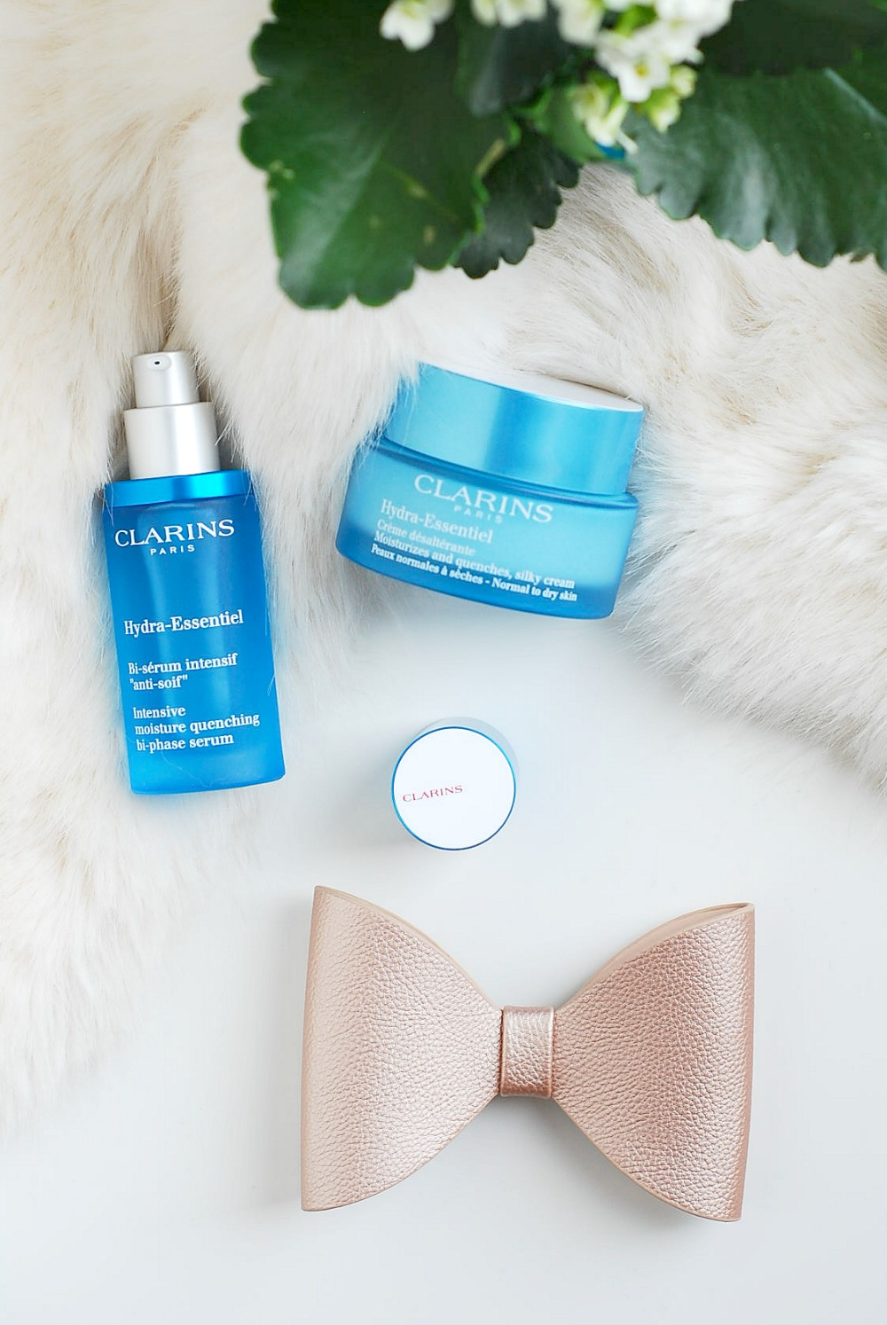Clarins Hydra-Essentiel range review