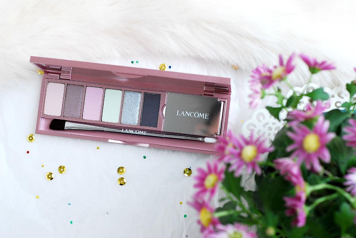 Lancôme La Palette La Rose Spring 2017 Review