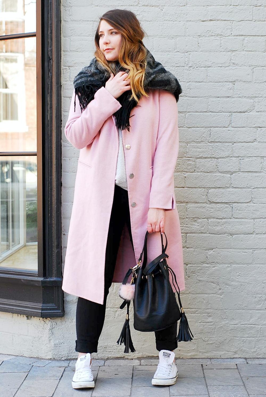 Pink Jacket trend
