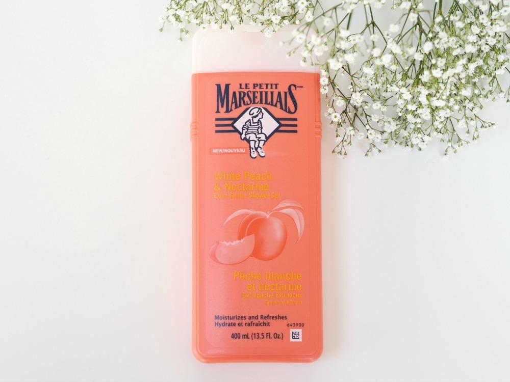 Le Petit Marseillais White Peach Nectarine Review