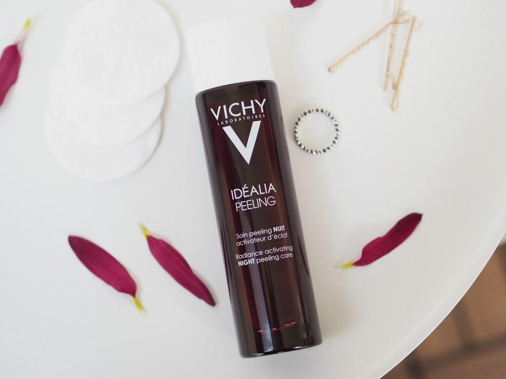 Vichy Idealia Night Peeling Review