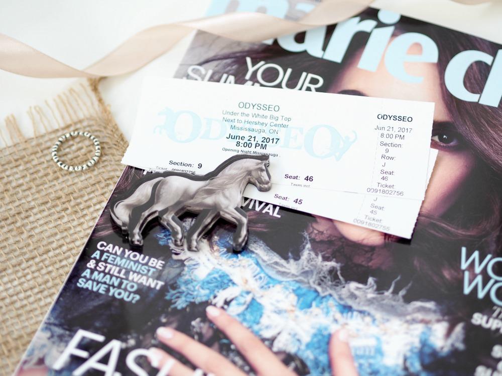 Cavalia Odysseo 2017 Mississauga Review