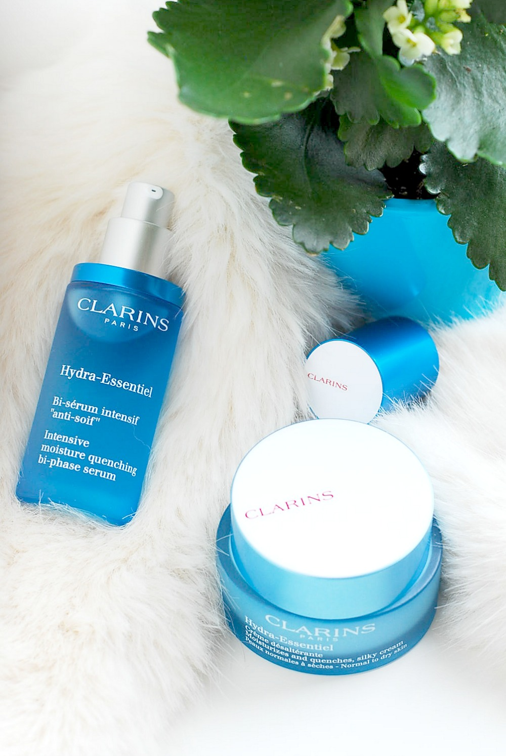 Clarins Hydra-Essentiel replaces HydraQuench