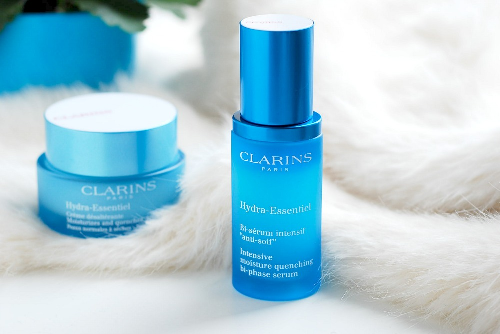 Clarins Hydra-Essentiel Moisturizer Review