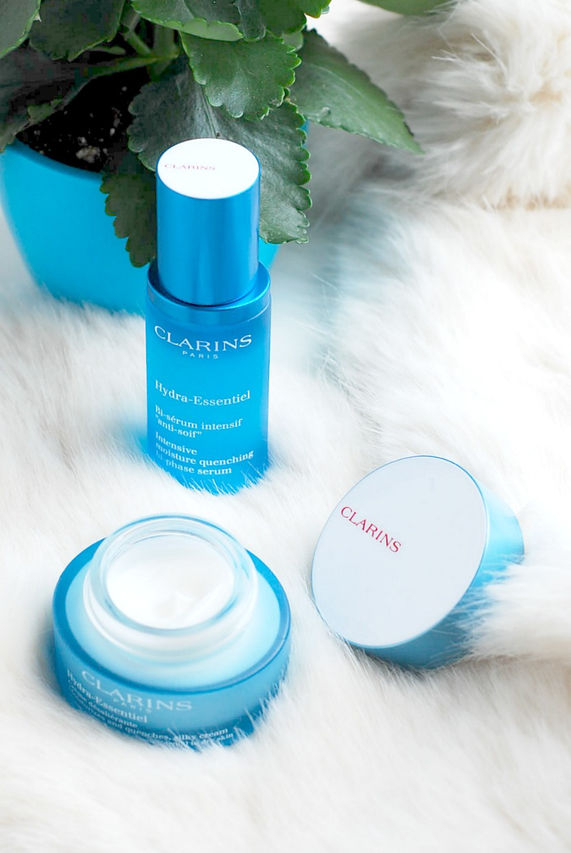 Clarins Hydra-Essentiel is the new HydraQuench