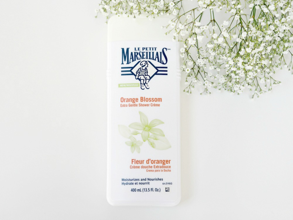 Le Petit Marseillais Orange Blossom review