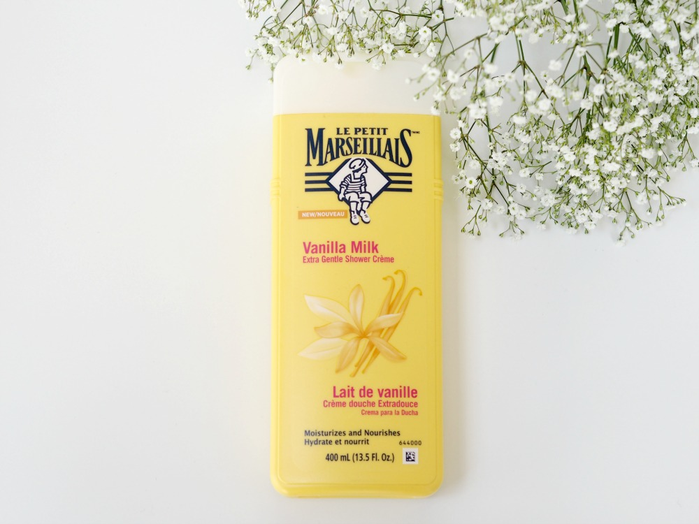 Le Petit Marseillais Vanilla Milk review