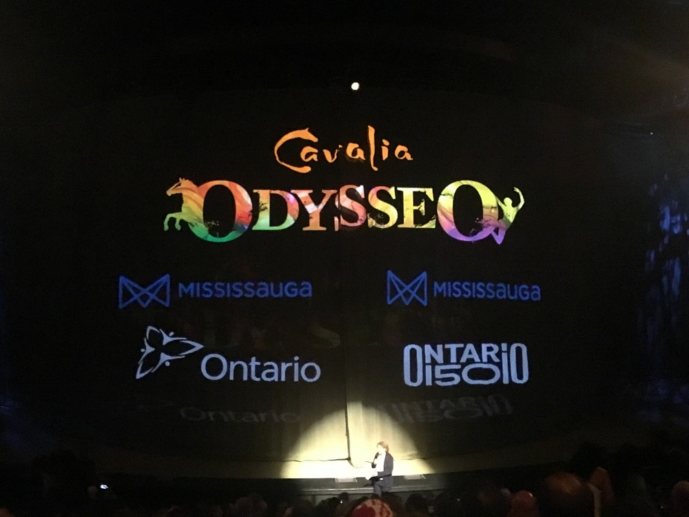 Cavalia Odysseo Mississauga Review 2017