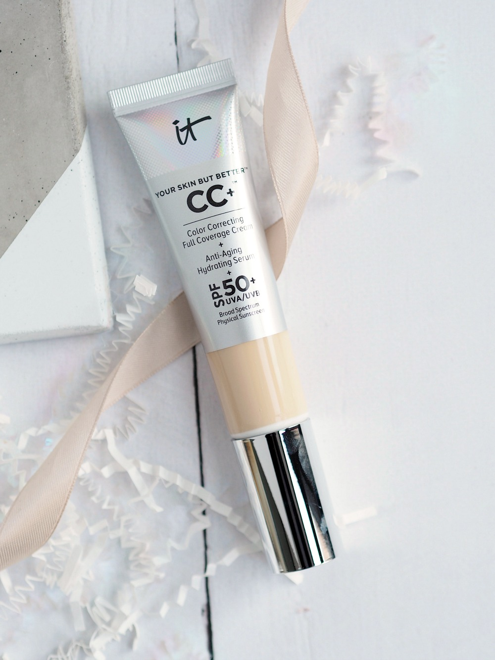 It Cosmetics CC+ Cream Review Canada & Promo Code