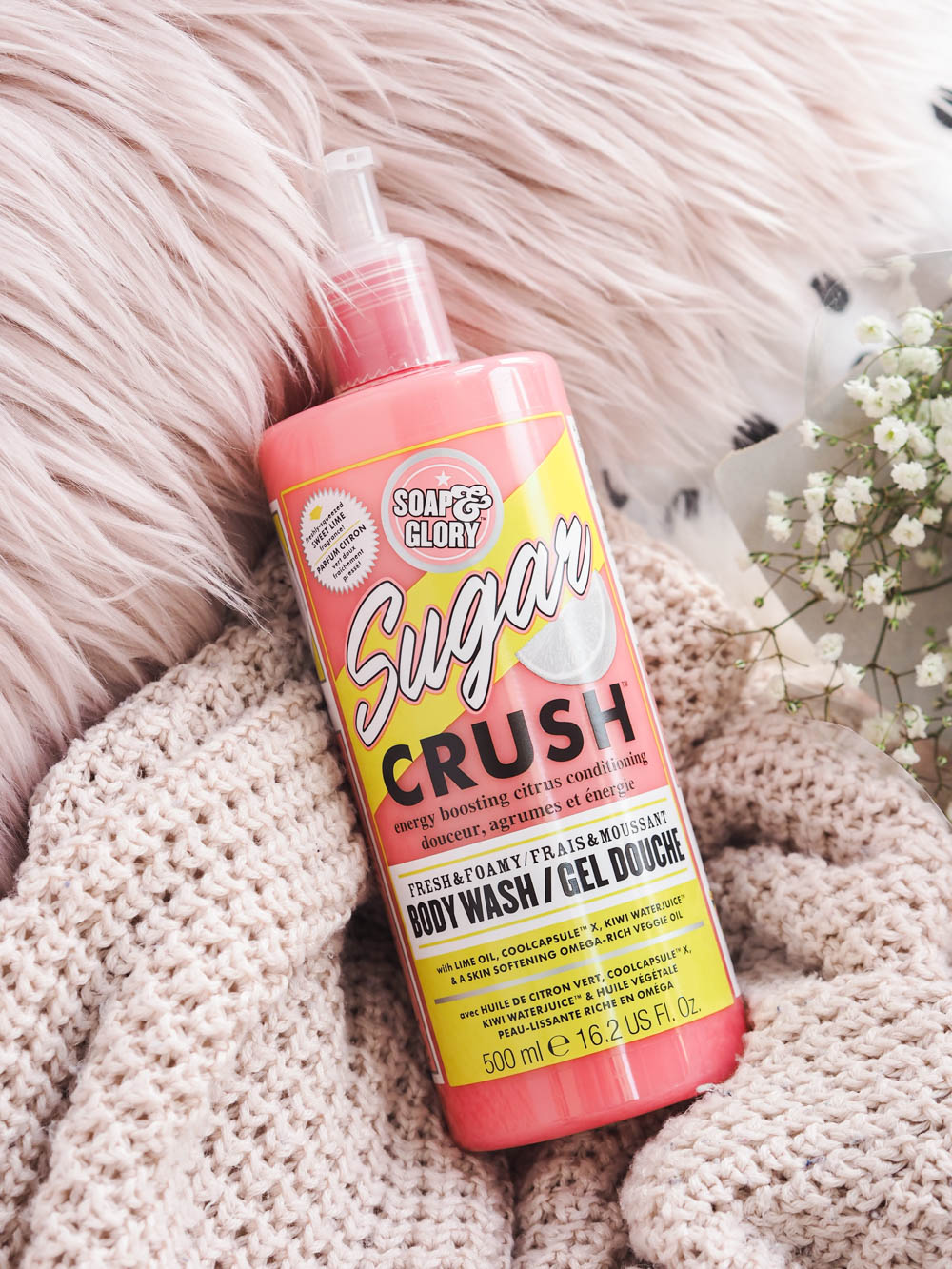 Soap & Glory Sugar Crush Range Review