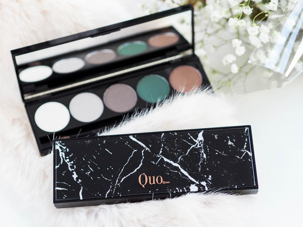 Quo Cosmetics Fall 2017 Review and Swatches