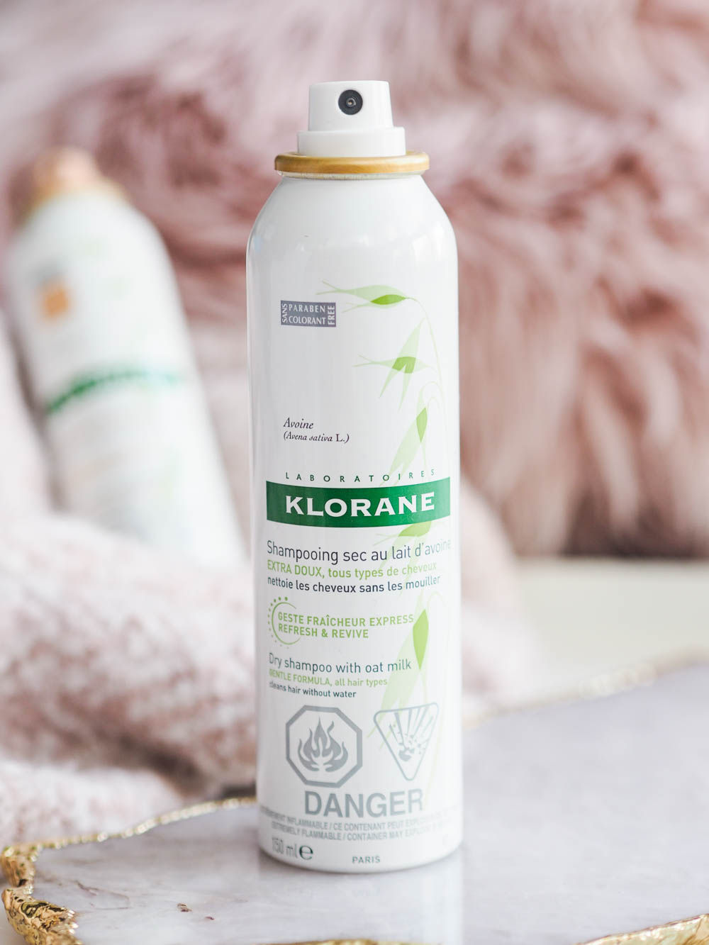 7 reasons to love the Klorane dry shampoo