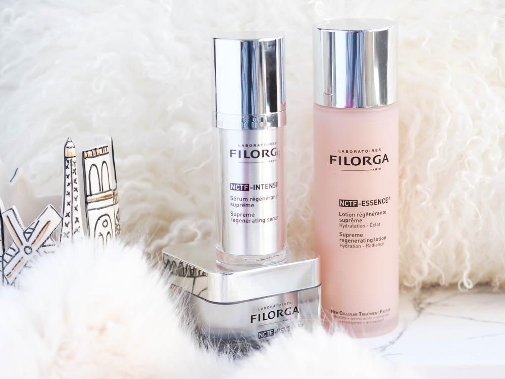 Filorga NCTF range review