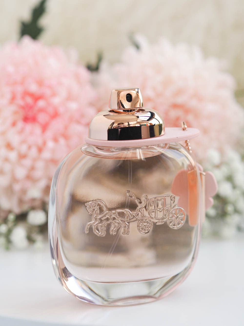 Coach Floral perfume review
